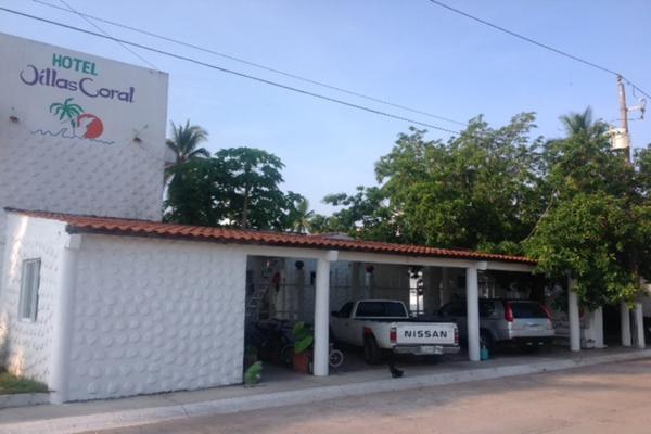 Foto de edificio en venta en avenida de los delfines , teacapan, escuinapa, sinaloa, 5904133 No. 01