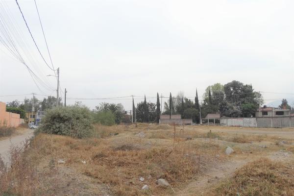 Foto de terreno habitacional en venta en avenida de los doctores 6 , santiago teyahualco, tultepec, méxico, 12810622 No. 04
