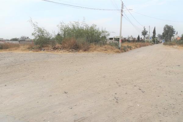 Foto de terreno habitacional en venta en avenida de los doctores 6 , santiago teyahualco, tultepec, méxico, 12810622 No. 07