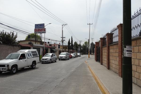 Foto de terreno habitacional en venta en avenida de los doctores 6 , santiago teyahualco, tultepec, méxico, 12810622 No. 09