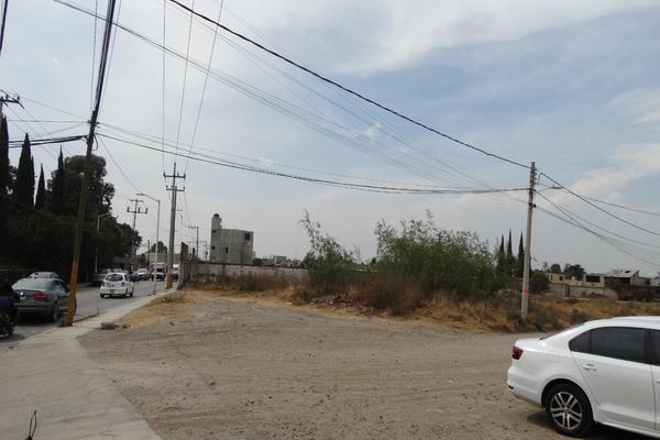 Foto de terreno habitacional en venta en avenida de los doctores 6 , santiago teyahualco, tultepec, méxico, 12810622 No. 12