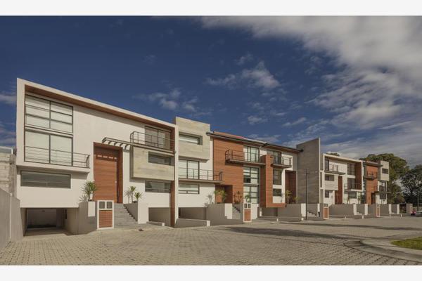 Foto de casa en venta en avenida de los fresnos 3411, lázaro cárdenas, san andrés cholula, puebla, 9147618 No. 01