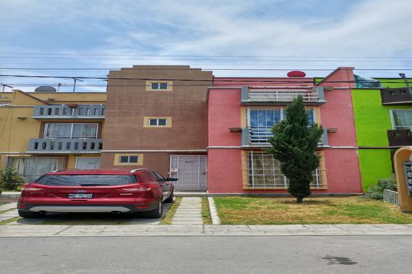 Foto de casa en venta en avenida de los jadines , el mirador, tultepec, méxico, 8661018 No. 01