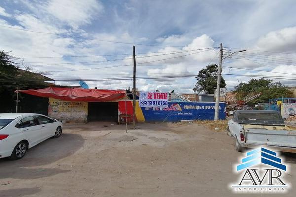 Foto de terreno habitacional en venta en avenida de los maestros , san juan, ocotlán, jalisco, 10089717 No. 01