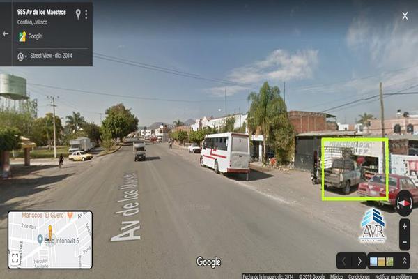 Foto de terreno habitacional en venta en avenida de los maestros , san juan, ocotlán, jalisco, 10089717 No. 04
