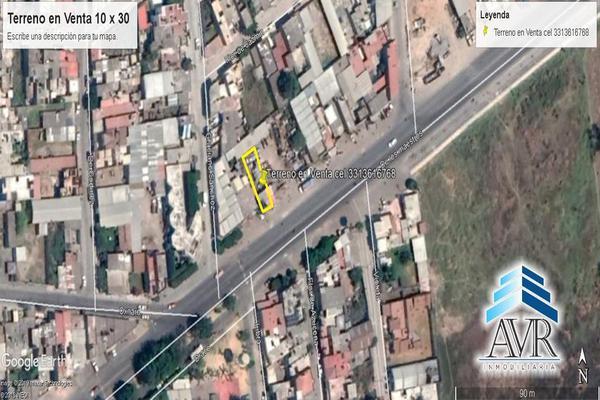 Foto de terreno habitacional en venta en avenida de los maestros , san juan, ocotlán, jalisco, 10089717 No. 06