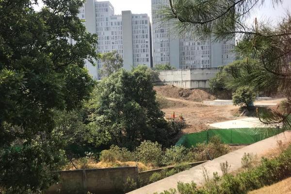 Foto de terreno habitacional en venta en avenida de los poetas numero 100 , san mateo tlaltenango, cuajimalpa de morelos, df / cdmx, 3646077 No. 01
