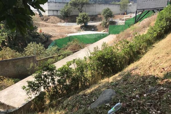 Foto de terreno habitacional en venta en avenida de los poetas numero 100 , san mateo tlaltenango, cuajimalpa de morelos, df / cdmx, 3646077 No. 03
