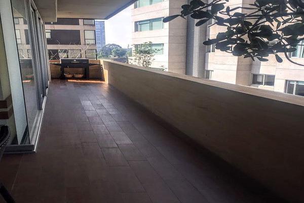 Foto de departamento en venta en avenida de los poetas , san mateo tlaltenango, cuajimalpa de morelos, df / cdmx, 5805004 No. 01