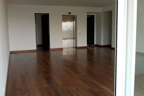 Foto de departamento en venta en avenida de los poetas , cuajimalpa, cuajimalpa de morelos, df / cdmx, 5640179 No. 05