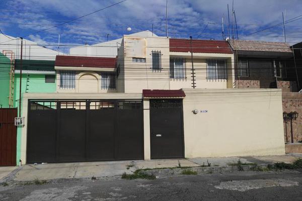 Foto de casa en venta en avenida del bosque 6300, el patrimonio, puebla, puebla, 5442698 No. 01