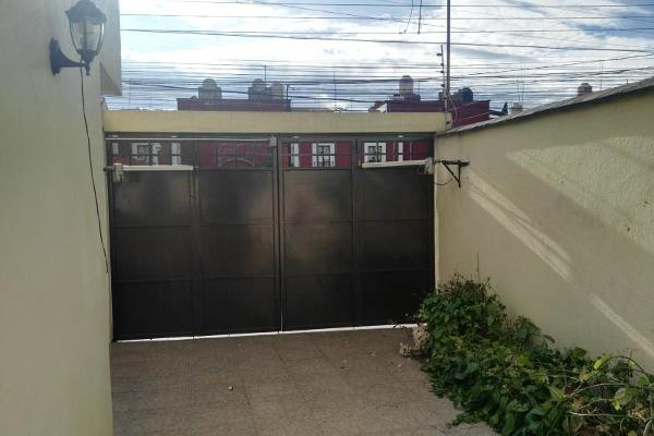 Foto de casa en venta en avenida del bosque 6300, el patrimonio, puebla, puebla, 5442698 No. 06