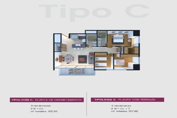 Foto de departamento en venta en avenida del cristo 53, ciudad satélite, naucalpan de juárez, méxico, 0 No. 02