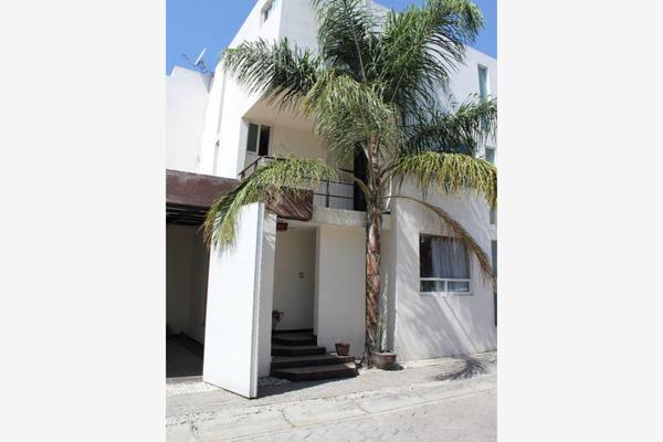 Foto de casa en venta en avenida del ferrocarril 2207, lázaro cárdenas, san pedro cholula, puebla, 7149457 No. 01