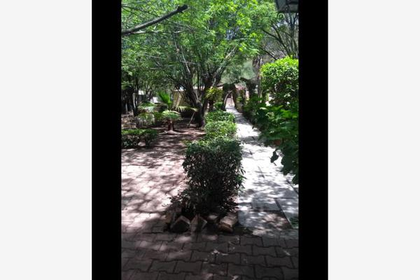 Foto de terreno habitacional en venta en avenida del ferrocarril 63, villas la cañada, el marqués, querétaro, 7251945 No. 01