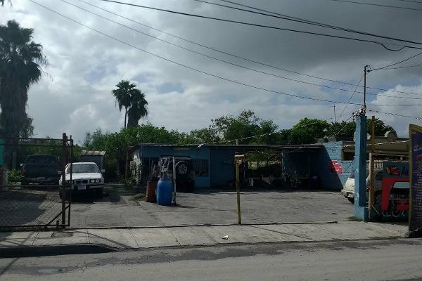Foto de terreno habitacional en venta en avenida del maestro y privada 4 , bertha avellano, matamoros, tamaulipas, 3862096 No. 03