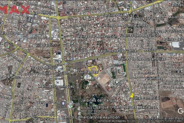 Foto de terreno comercial en renta en avenida del parque , jardines de las bugambilias, aguascalientes, aguascalientes, 5641097 No. 01