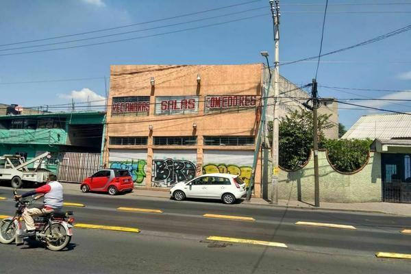 Foto de local en renta en avenida del peñón. , alfareros, chimalhuacán, méxico, 20483151 No. 01