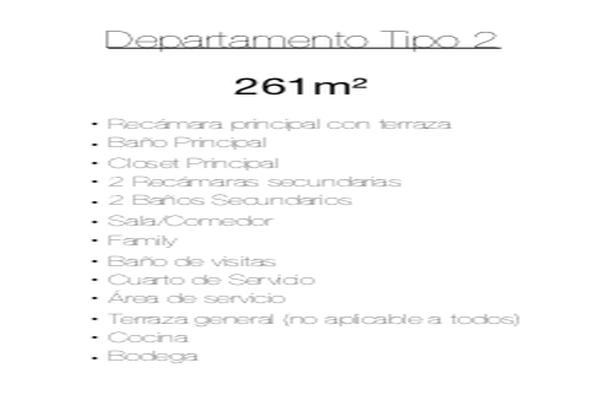 Foto de departamento en venta en avenida del silencio , bosque real, huixquilucan, méxico, 14030945 No. 13