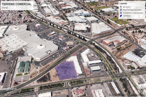 Foto de terreno comercial en venta en avenida del sol , el sol, querétaro, querétaro, 19020692 No. 03