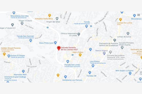 Foto de casa en venta en avenida desierto de los leones 6527, san bartolo ameyalco, álvaro obregón, df / cdmx, 16858200 No. 03