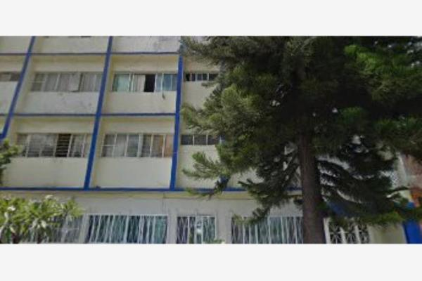 Foto de departamento en venta en avenida diagonal san antonio 1906 1906, narvarte oriente, benito juárez, df / cdmx, 5823110 No. 01