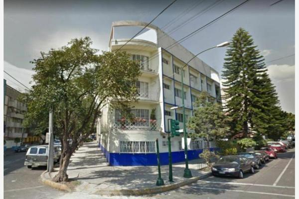 Foto de departamento en venta en avenida diagonal san antonio 1906, narvarte oriente, benito juárez, df / cdmx, 0 No. 01