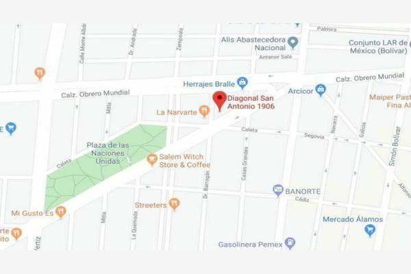 Foto de departamento en venta en avenida diagonal san antonio 1906, narvarte oriente, benito juárez, df / cdmx, 13354206 No. 13