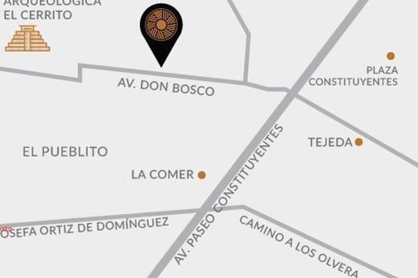 Foto de local en venta en avenida don bosco, el pueblito, villa corregidora , el pueblito, corregidora, querétaro, 14020436 No. 02
