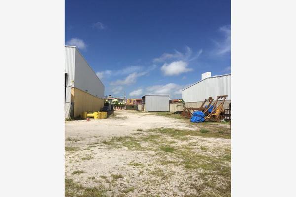 Foto de nave industrial en venta en avenida edza 0, mundo maya, carmen, campeche, 13248611 No. 08