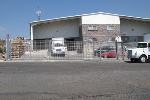 Foto de nave industrial en renta en avenida el marquez , parque industrial bernardo quintana, el marqués, querétaro, 6168762 No. 01