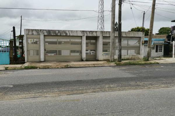 Foto de casa en venta en avenida emiliano zapata 621 , benito juárez sur, coatzacoalcos, veracruz de ignacio de la llave, 16868989 No. 16