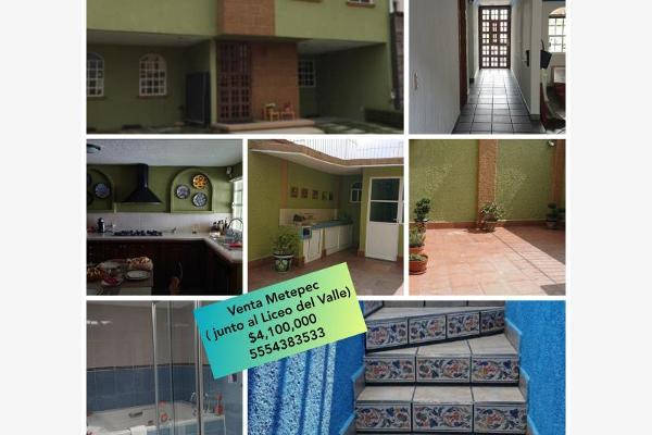 Foto de casa en venta en avenida estado de méxico 000, metepec centro, metepec, méxico, 12274257 No. 02