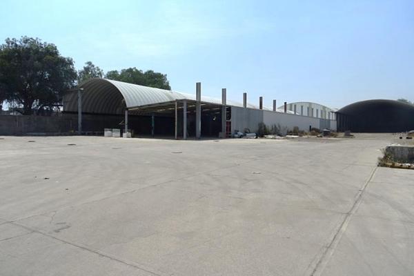 Foto de nave industrial en venta en avenida estado de méxico , buenavista, tultitlán, méxico, 7491573 No. 01