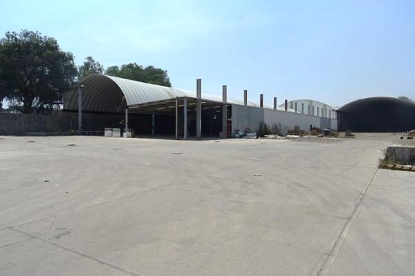 Foto de nave industrial en venta en avenida estado de méxico , plaza arbolada la loma, tultitlán, méxico, 7491573 No. 01