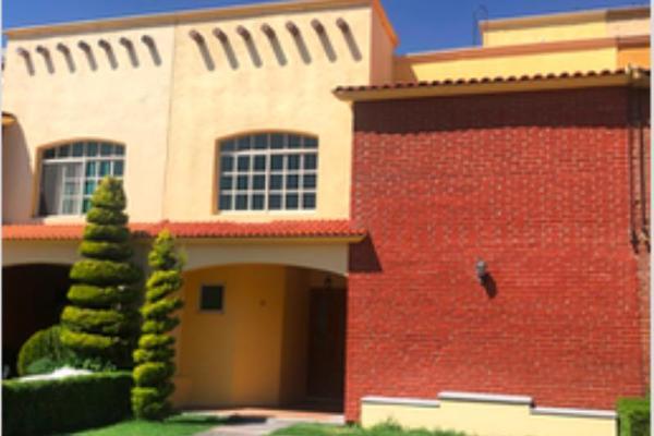 Foto de casa en venta en avenida estado de méxico , santiaguito, metepec, méxico, 9915182 No. 01