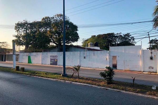 Foto de casa en renta en avenida eugenio echeverria castellot , miami, carmen, campeche, 14036979 No. 01
