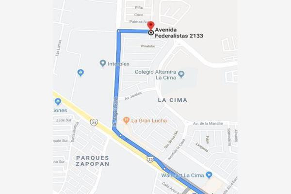 Foto de casa en venta en : avenida federalistas 2133, la cima, zapopan, jalisco, 8680950 No. 02