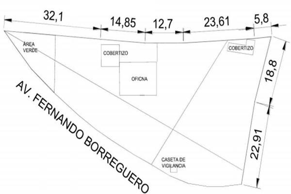 Foto de terreno industrial en venta en avenida fernando borreguero , parque industrial juárez, juárez, chihuahua, 7514183 No. 03