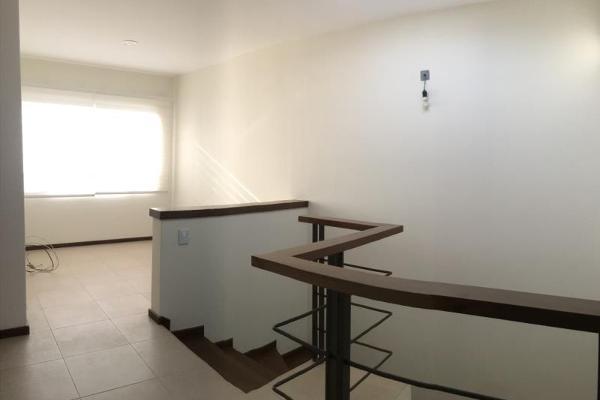 Foto de casa en renta en avenida fuente de neptuno manzana 4lote 1, hacienda de las fuentes, calimaya, méxico, 12272353 No. 04