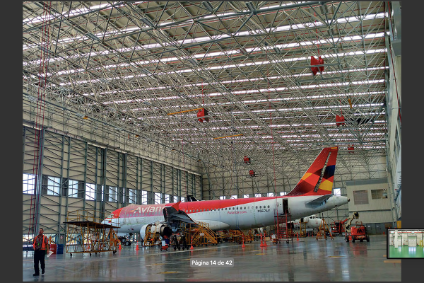 Foto de nave industrial en renta en avenida fuerza aerea , tabalaopa, chihuahua, chihuahua, 5927338 No. 35