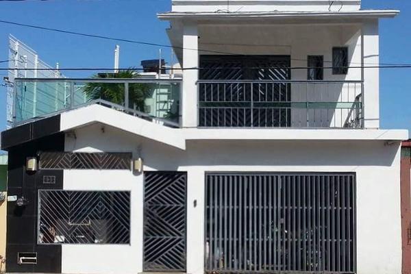 Foto de casa en venta en avenida general heriberto frias , infonavit aarón merino fernández, othón p. blanco, quintana roo, 6202598 No. 01