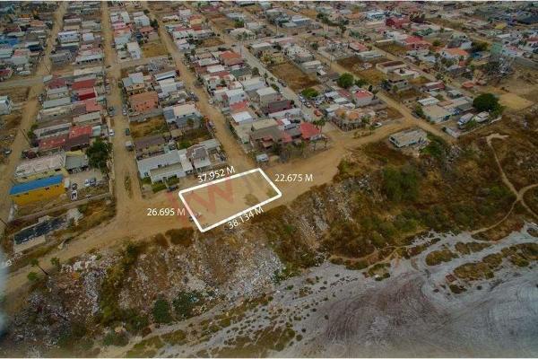 Foto de terreno habitacional en venta en avenida general lazaro cardenas , playas de chapultepec, ensenada, baja california, 13325431 No. 02