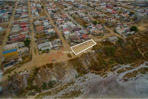 Foto de terreno habitacional en venta en avenida general lazaro cardenas , playas de chapultepec, ensenada, baja california, 13325431 No. 03