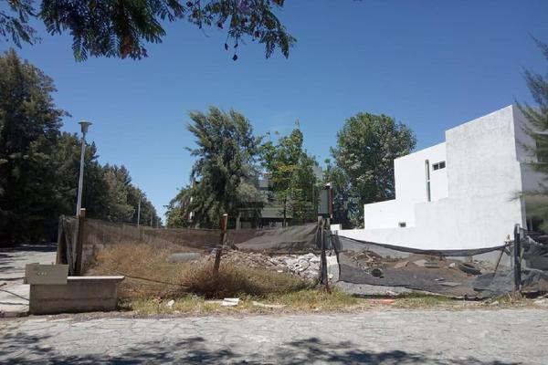 Foto de terreno habitacional en venta en avenida general ramón corona , solares, zapopan, jalisco, 9133048 No. 01