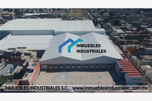 Foto de nave industrial en renta en avenida gobernadora mz370 lt 24 esquina gran canal, tolotzin i, 55114 ecatepec de morel , tolotzin i, ecatepec de morelos, méxico, 7264408 No. 01