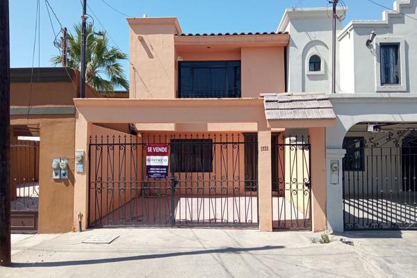 Foto de casa en venta en avenida gomez farias , nueva, mexicali, baja california, 0 No. 01