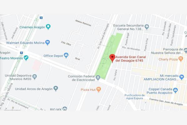 Foto de casa en venta en avenida gran canal 6745, ampliación casas alemán, gustavo a. madero, df / cdmx, 8211755 No. 03