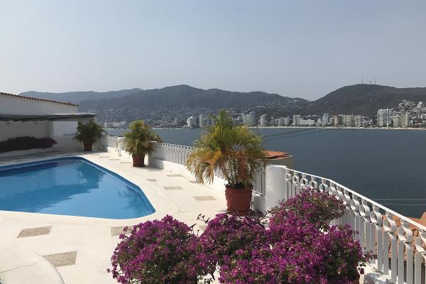 Foto de casa en venta en avenida guitarrón , playa guitarrón, acapulco de juárez, guerrero, 5433379 No. 01
