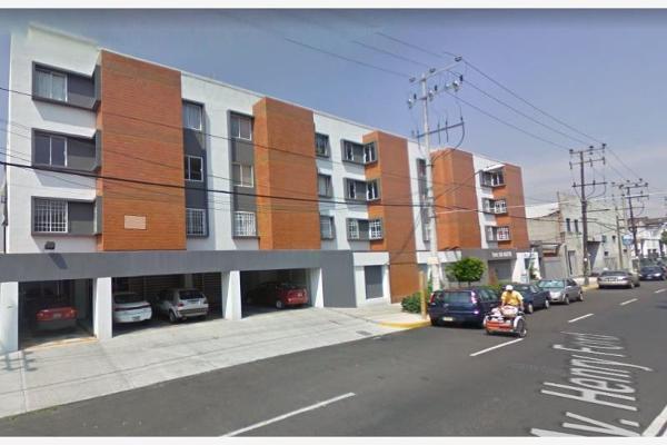 Foto de departamento en venta en avenida henry ford 351, bondojito, gustavo a. madero, df / cdmx, 13372943 No. 01